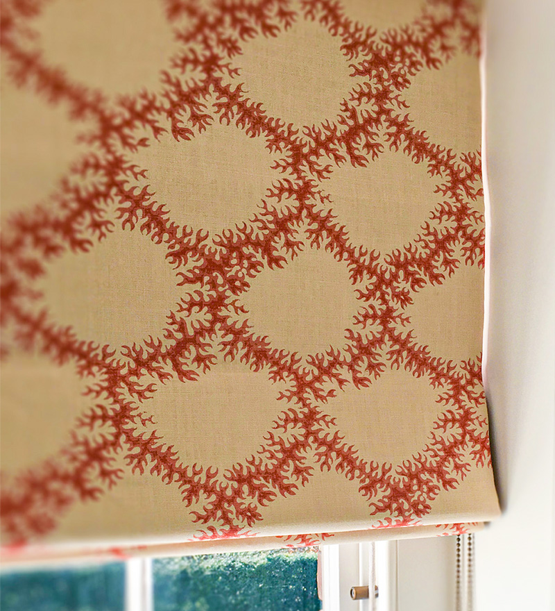 made-to-measure roman blinds Henley-on-Thames