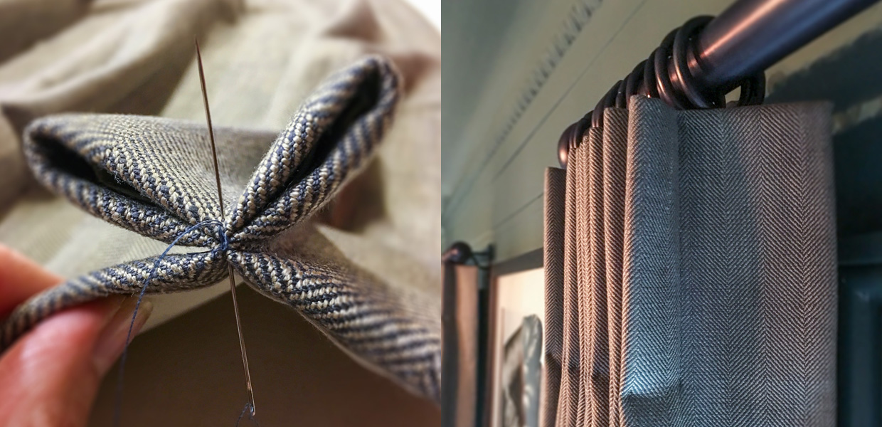 Made to measure curtains and blinds in Henley, Marlow, Caversham, London, Sonning Common